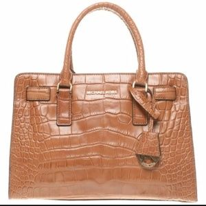 Michael Michael Kors Dillon East West Satchel USED